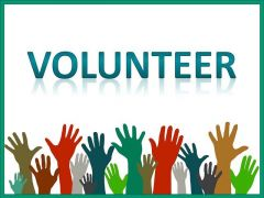 We are looking for Volunteers in your Community